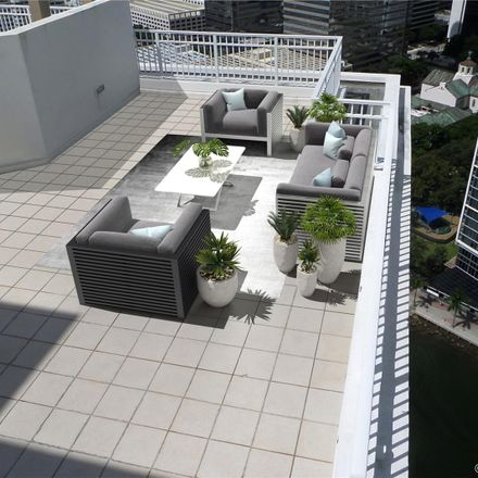 Rent this 3 bed condo on Courts Brickell Key in 801 Brickell Key Boulevard, Miami