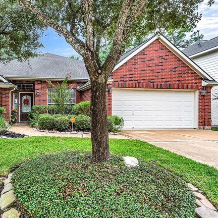 Rent this 3 bed house on 12807 Bedford Falls Dr in Cypress, TX