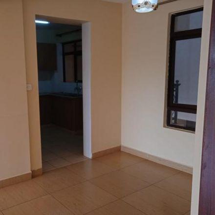 Rent this 3 bed apartment on Simon Kaniu Lane in Kiambu County, 00900