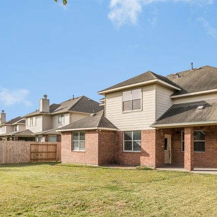 Rent this 4 bed house on 10112 Erin Glen Way in Pearland, TX 77584