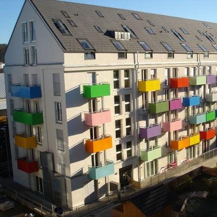 Rent this 1 bed apartment on Landkreis Tübingen in Südstadt, BADEN-WÜRTTEMBERG