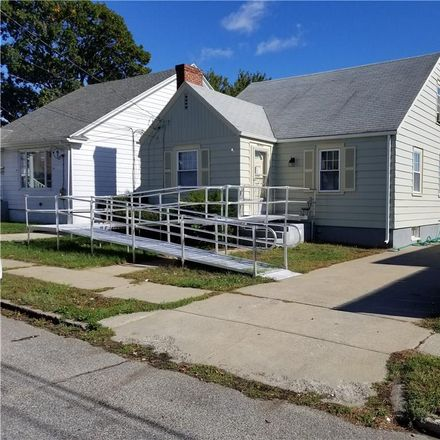 Rent this 4 bed apartment on 19 Leslie Street in Cranston, RI 02910