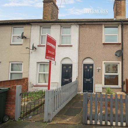Rent this 2 bed house on St. Albans Road in Dartford DA1 1TF, United Kingdom