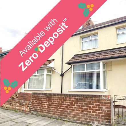 Rent this 3 bed house on Meath Street in Middlesbrough TS5 4DZ, United Kingdom
