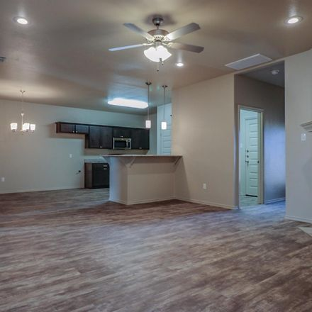 Rent this 3 bed house on 67th Street in Lubbock, TX 79424