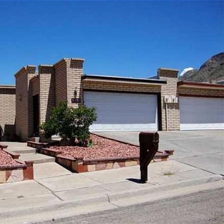 Rent this 3 bed apartment on 4759 Excalibur Drive in El Paso, TX 79902