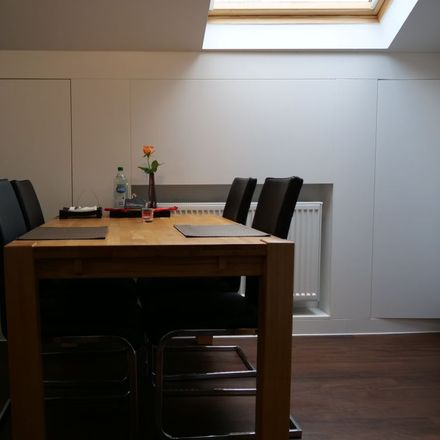 Rent this 1 bed apartment on Richtericher Straße 44 in 52072 Aachen, Germany