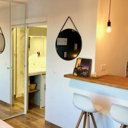 Rent this 1 bed apartment on 5 Rue Blondel in 92400 Courbevoie, France