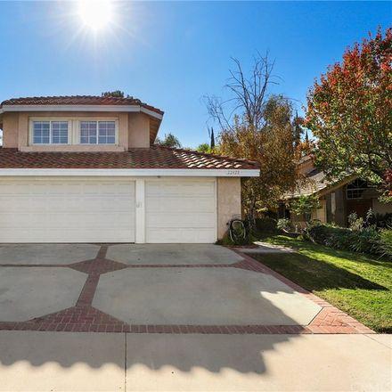 Rent this 4 bed house on 22428 Georgia Lane in Santa Clarita, CA 91350