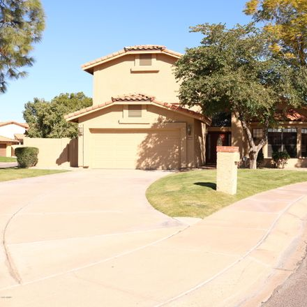 Rent this 4 bed house on N 49th St in Scottsdale, AZ