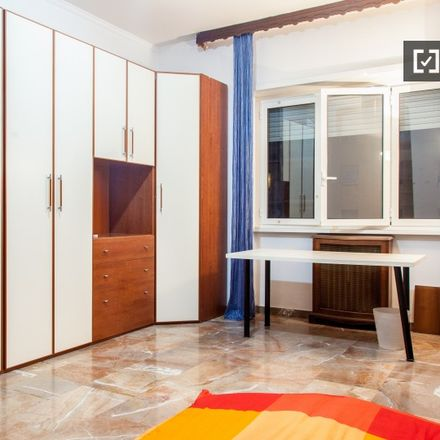 Rent this 4 bed apartment on Quartiere XI Portuense in Piazza Antonio Meucci, 00149 Rome RM