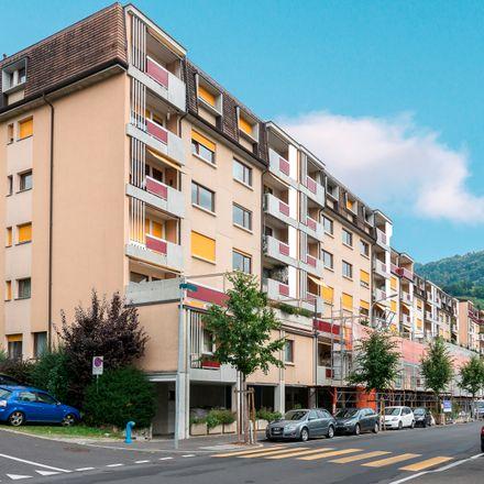Rent this 0 bed apartment on Avenue de Belmont in 1820 Montreux, Switzerland