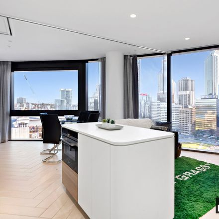 Rent this 2 bed apartment on 1704/11 Barrack Street