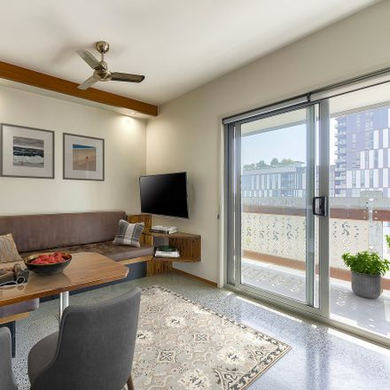 Rent this 1 bed apartment on 400 Vulture Street