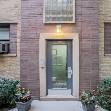 Rent this 2 bed condo on 503 Sheridan Road in Evanston, IL 60202