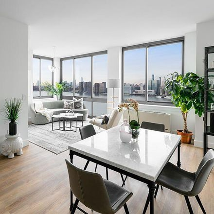 Rent this 2 bed apartment on 4720 Center Blvd in Long Island City, NY 11109