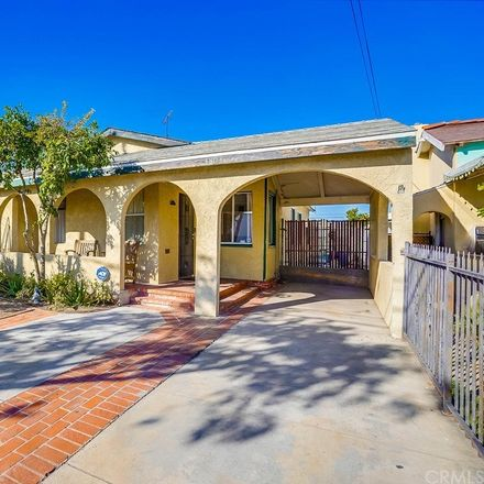 Rent this 4 bed house on 3803 Broadway in Huntington Park, CA 90255