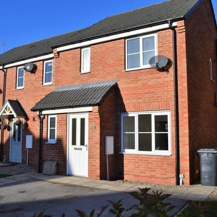 Rent this 3 bed house on Fir Tree Close in Selby YO8 8FT, United Kingdom