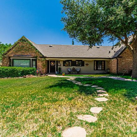 Rent this 4 bed house on 2803 Douglas Drive in Midland, TX 79701