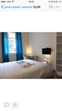 Rent this 1 bed room on 9 Rue Bottero in 06000 Nice, France