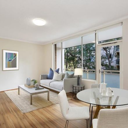 Rent this 2 bed apartment on 2/43 Penkivil Street