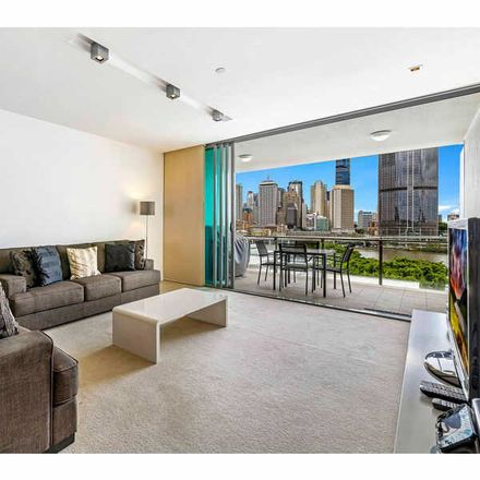 Rent this 3 bed apartment on 805 Mantra Southbank 161 Grey Street