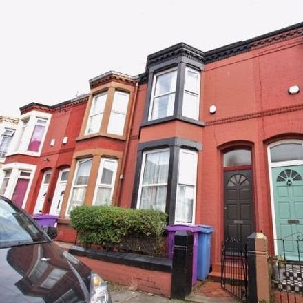 Rent this 3 bed house on Langton Road in Liverpool L15 2HS, United Kingdom