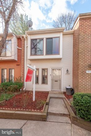 Rent this 2 bed townhouse on 19408 Brassie Place in Montgomery Village, MD 20886