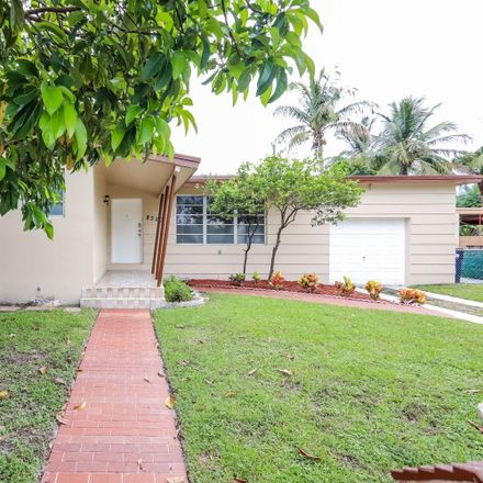 Rent this 3 bed house on 8320 SW 16th St in Miami, FL 33155