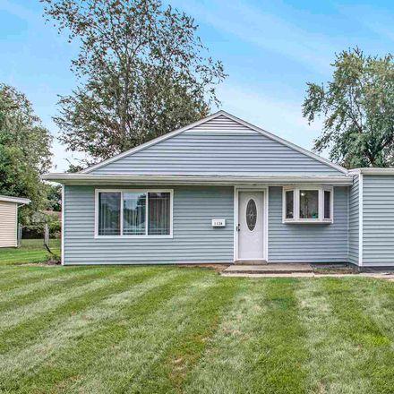 Rent this 3 bed house on 1136 Byron Drive in South Bend, IN 46614