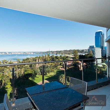 Rent this 2 bed apartment on 80/22 St Georges Terrace