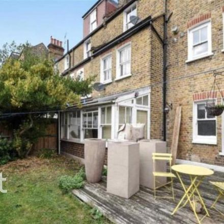 Rent this 2 bed apartment on Cautley Avenue in London SW4 9HX, United Kingdom