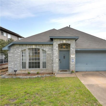 Rent this 4 bed house on 1711 Apache Trail in Round Rock, TX 78665
