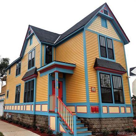 Rent this 2 bed loft on 1792 West Willis Street in Detroit, MI 48208