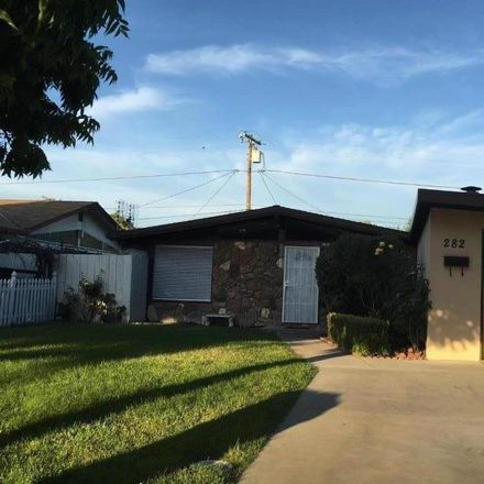 Rent this 3 bed house on 282 Twinlake Drive in Sunnyvale, CA 94089