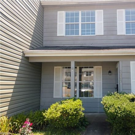 Rent this 2 bed townhouse on 5325 Grand Lake Crescent in Virginia Beach, VA 23462