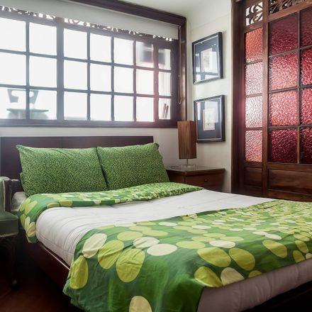 Rent this 1 bed apartment on Calle 115 in UPZ Santa Bárbara, 110111 Localidad Usaquén