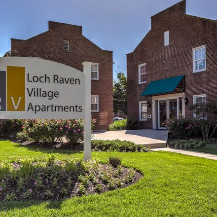Rent this 1 bed apartment on 920 Providence Road in Towson, MD 21286