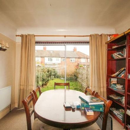 Rent this 3 bed house on Norville Road in Liverpool L14, United Kingdom