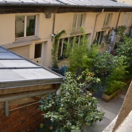 Rent this 1 bed apartment on Paris in St-Ambroise, ÎLE-DE-FRANCE