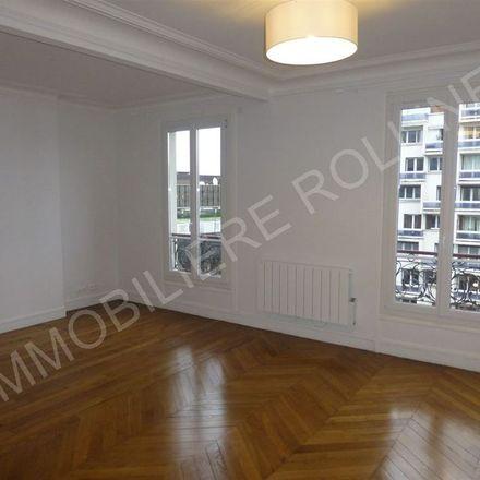 Rent this 2 bed apartment on Edgar Quinet in 75000 Paris, France