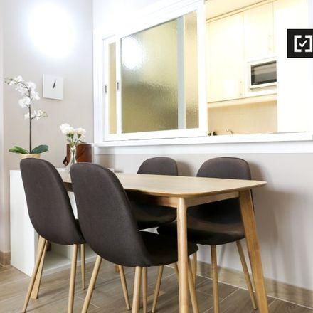 Rent this 1 bed apartment on Calle de López de Hoyos in 115, 28002 Madrid