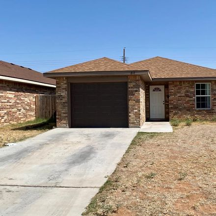 Rent this 3 bed house on 816 North Amburgey Avenue in Odessa, TX 79763