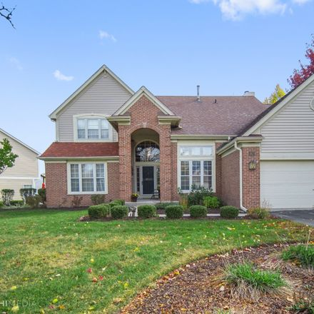 Rent this 3 bed house on 867 Brompton Circle in Bolingbrook, IL 60440