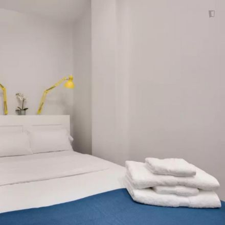 Rent this 1 bed apartment on Calle del Ferrocarril in 29, 28045 Madrid