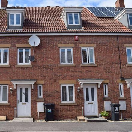 Rent this 4 bed house on Somerset Way in Sedgemoor TA9 4AT, United Kingdom