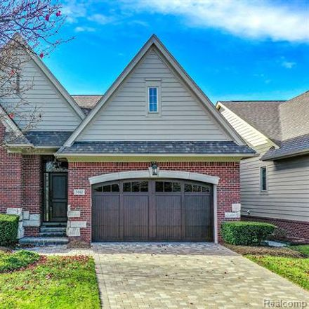 Rent this 4 bed condo on Pembrooke Crossing Dr in West Bloomfield, MI