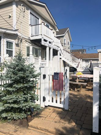 Rent this 2 bed duplex on 229 15th Avenue in Belmar, NJ 07719