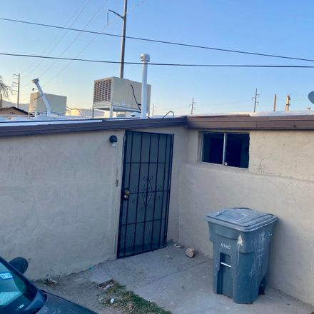 Rent this 1 bed apartment on El Paso