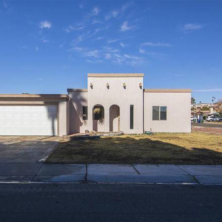 Rent this 3 bed house on 1724 West Camino Granada in Yuma, AZ 85364